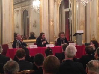 Speakers: Cedric Villani -  Gilles Boeuf - Etienne Klein - Jean-Pierre Dupuy